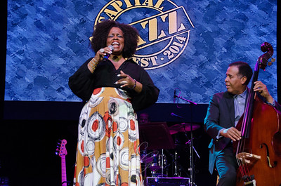 Stanley Clarke and Dianne Reeves