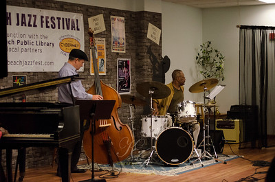 Long Beach Jazz Festival, Long Island, 2013