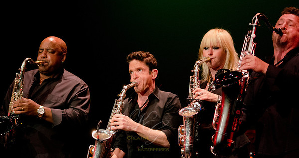Summer Horns at Ridgefield Playhouse 8/29/13